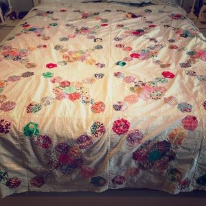 Other - Vintage handmade quilt top